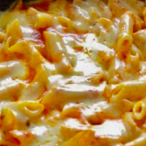 Penne with Cheese
